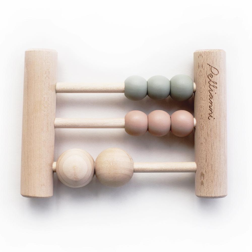Abacus mini Pastel