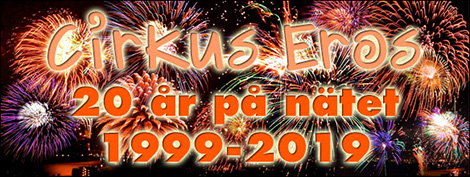Cirkus Eros 20 år!