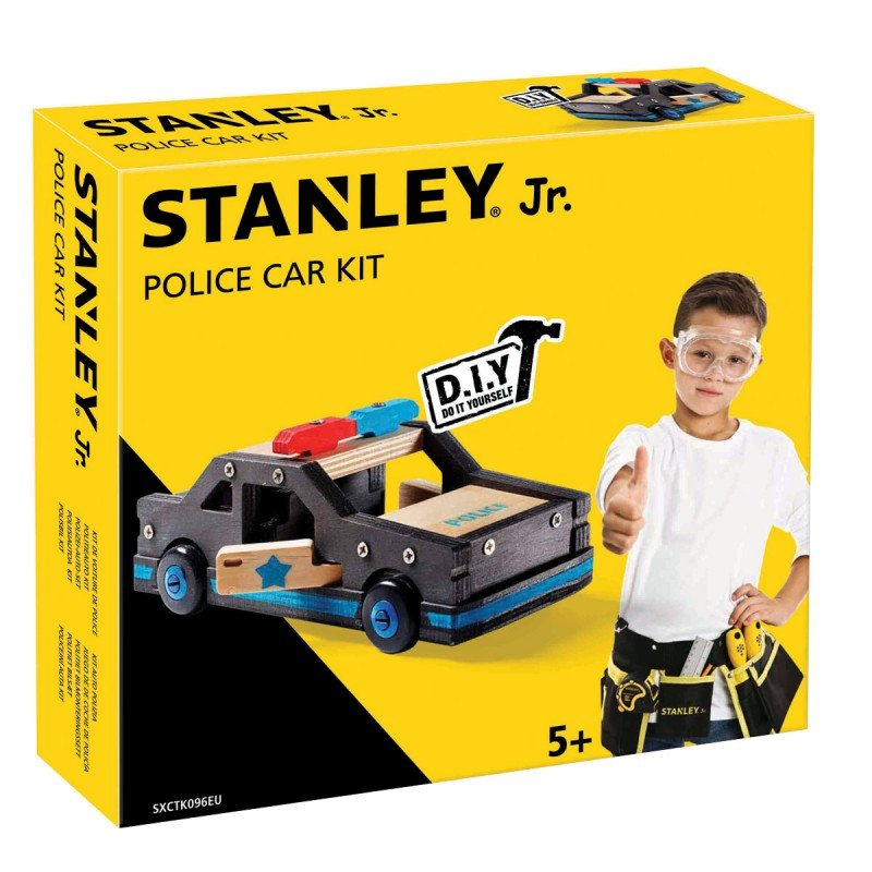 Stanley Jr, Police Car