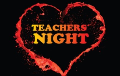 Teachers' Night 25 september 2017