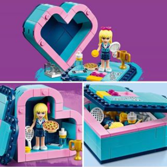 LEGO Friends 41356 Stephanies Hjärtask