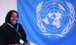 FN - för fred i världen