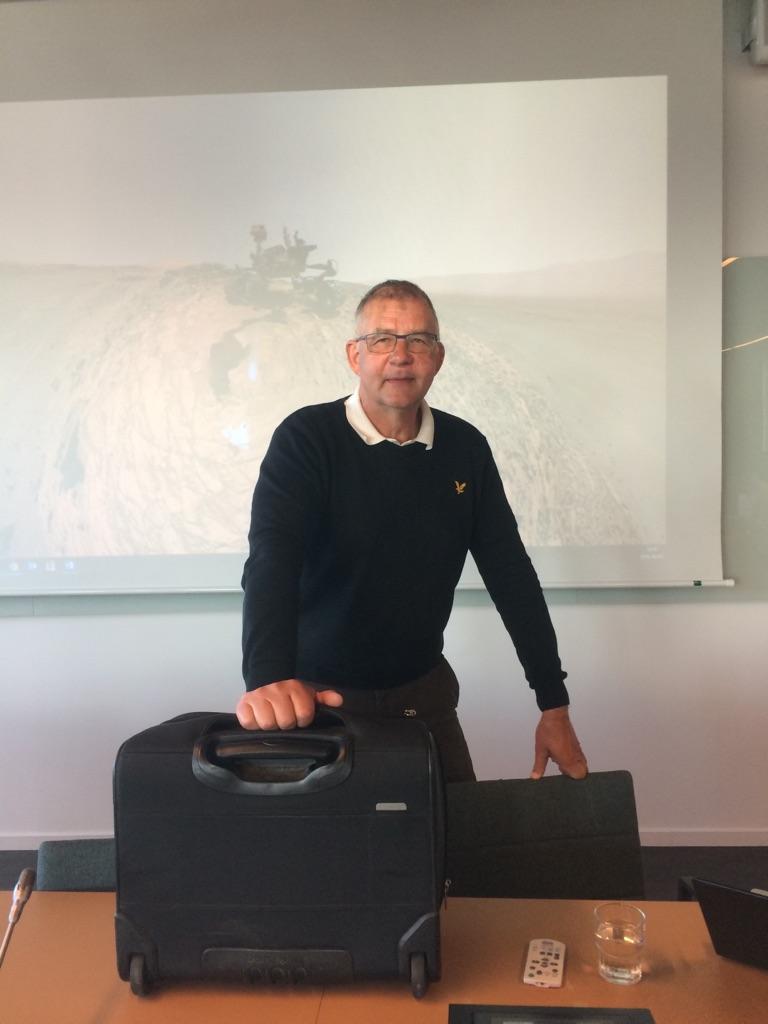 Gästföreläsare Peter Karlsson