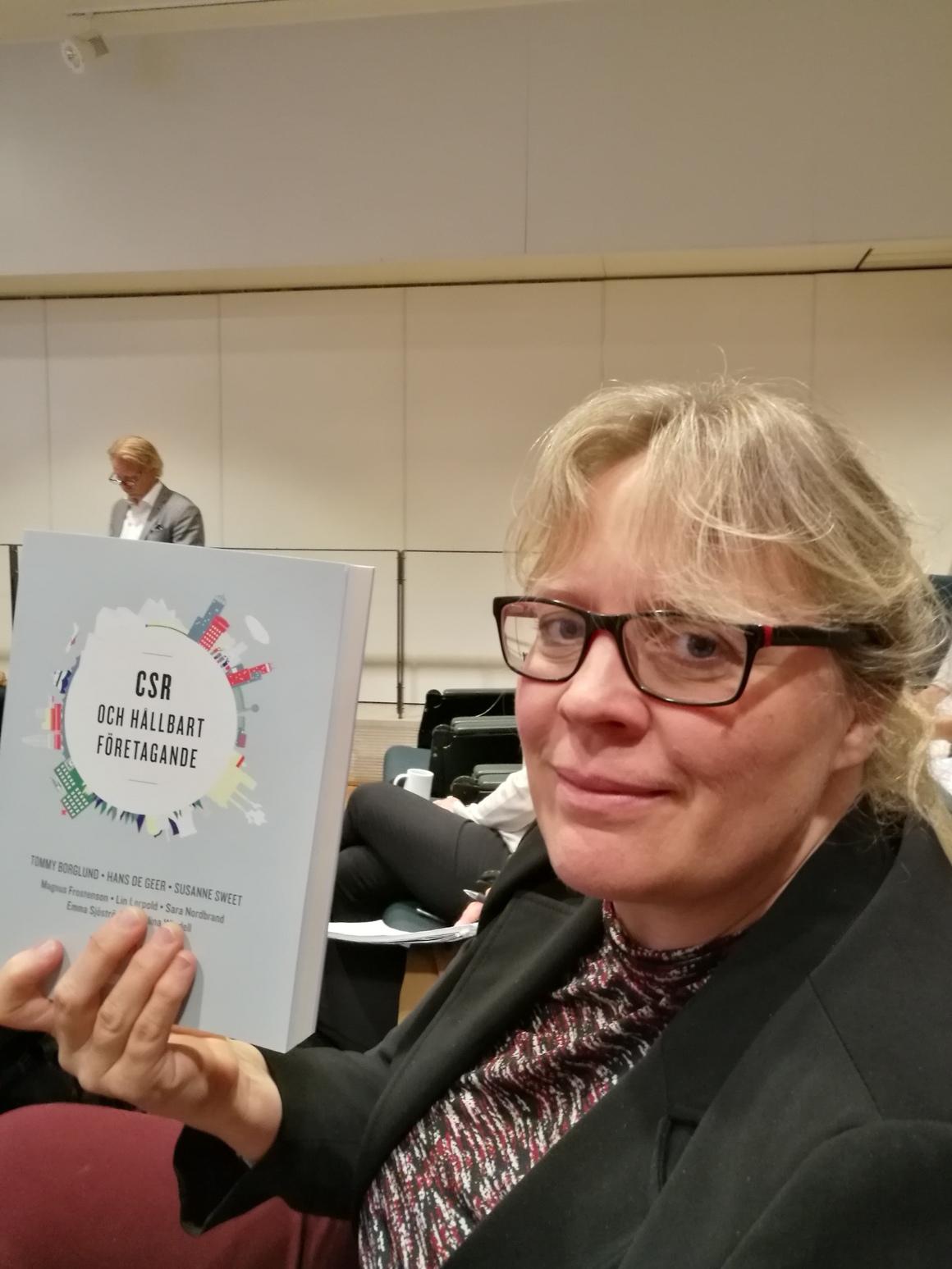 Karin Strömqvist Bååthe investerade i boken
