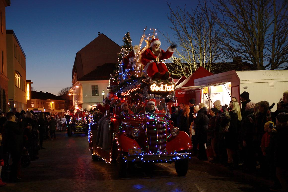 Välkommen till Julstaden Skara