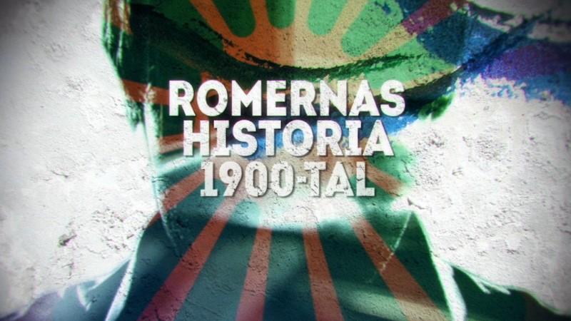 Romernas historia 1900-tal