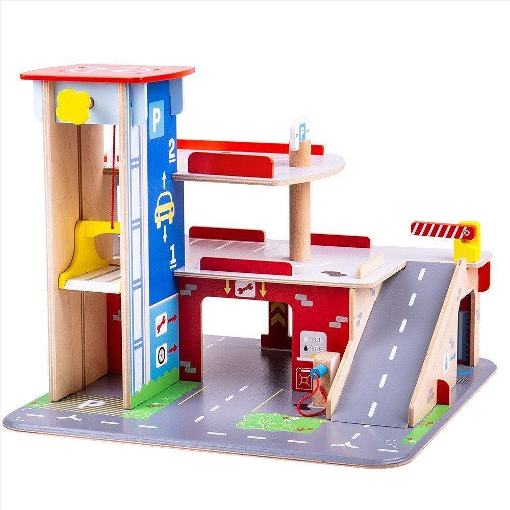 Garage - Park & Play
