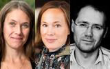 Sara Strandberg, Mia Phillipson, Henrik Höjer