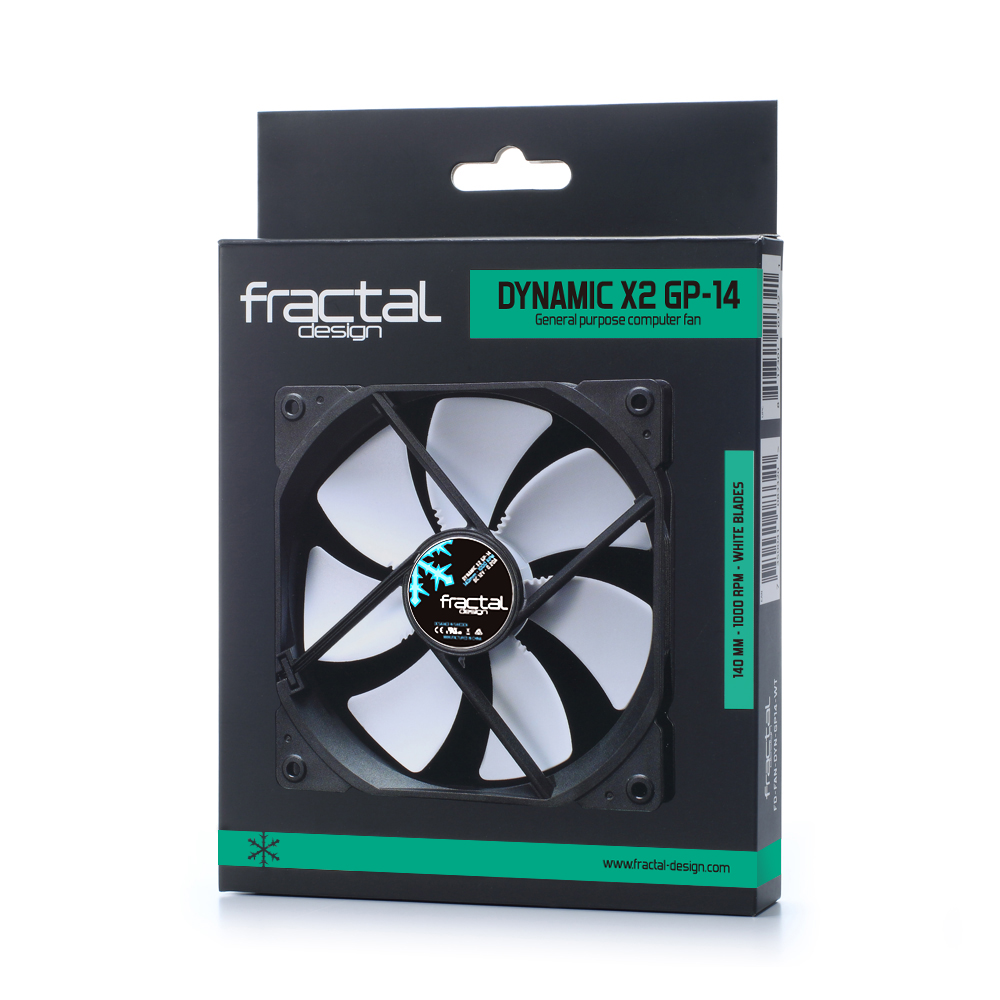 Fractal Design Dynamic X2 Fan