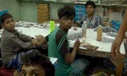 Barnkonventionen - Imraan räddas från barnarbete