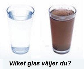 Rent och orent vatten