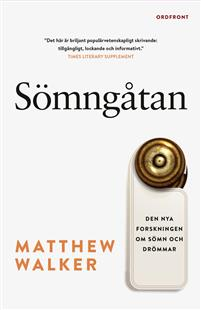 Matthew Walkers bok