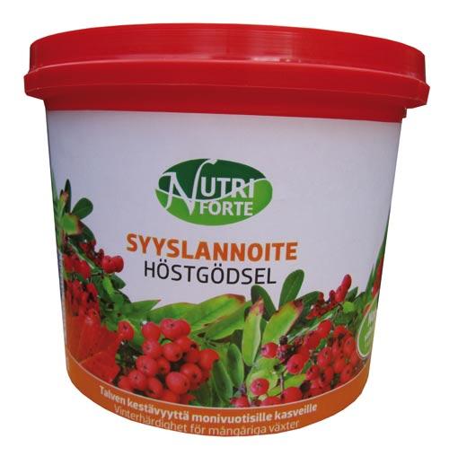 9900108 PK 22-27  Syyslannoite/-ravinne