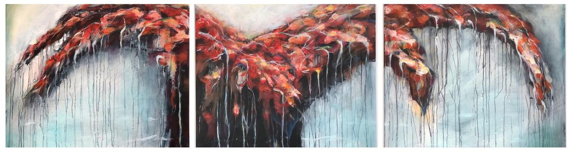 Konsthelg på Baldhska Galleriet 24-26 maj