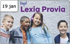 Lexia Provia