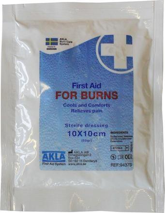 Kompress For Burns