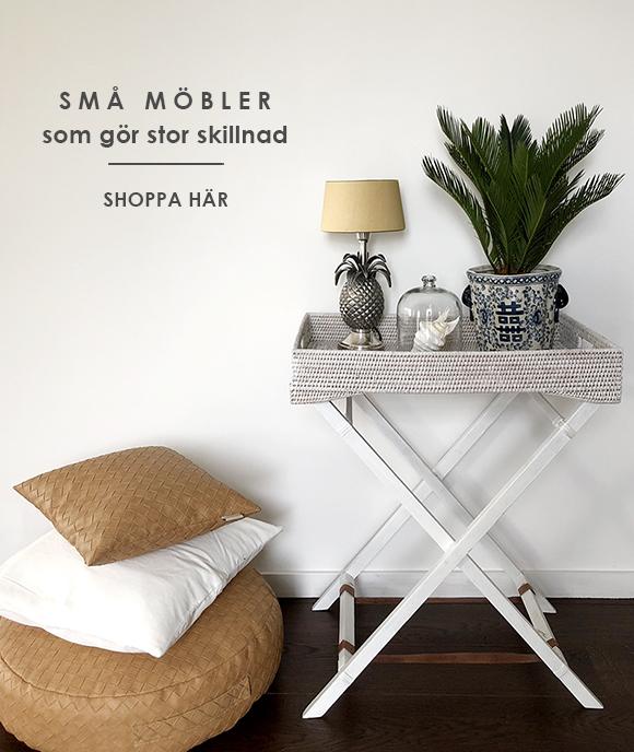 Små möbler som gör stor skillnad