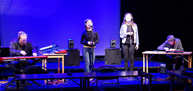 Konsert under akademimöte