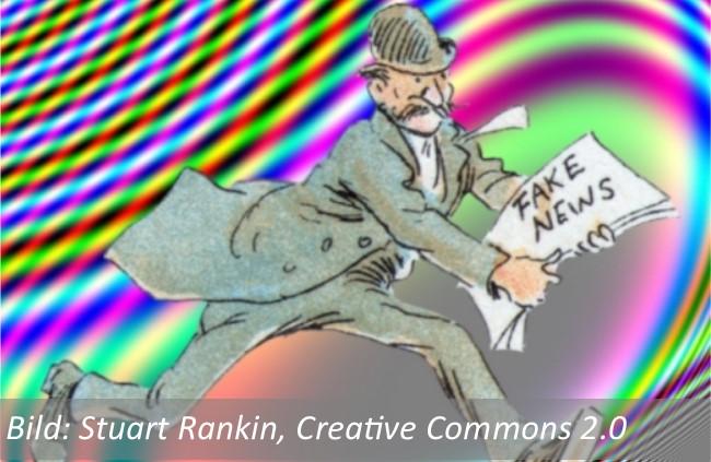 Falska nyheter, filterbubblor och mediepåverkan