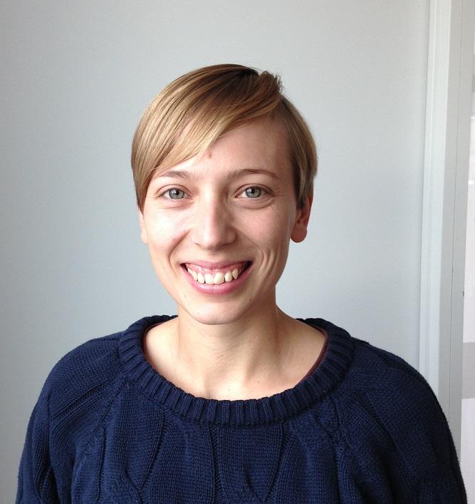 Anna Rehnberg, projektledare