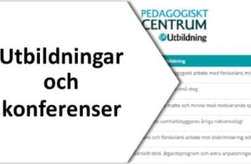 Utbildning och konferenser