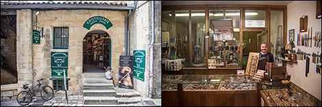 Knivmakaren i Saint Emilion
