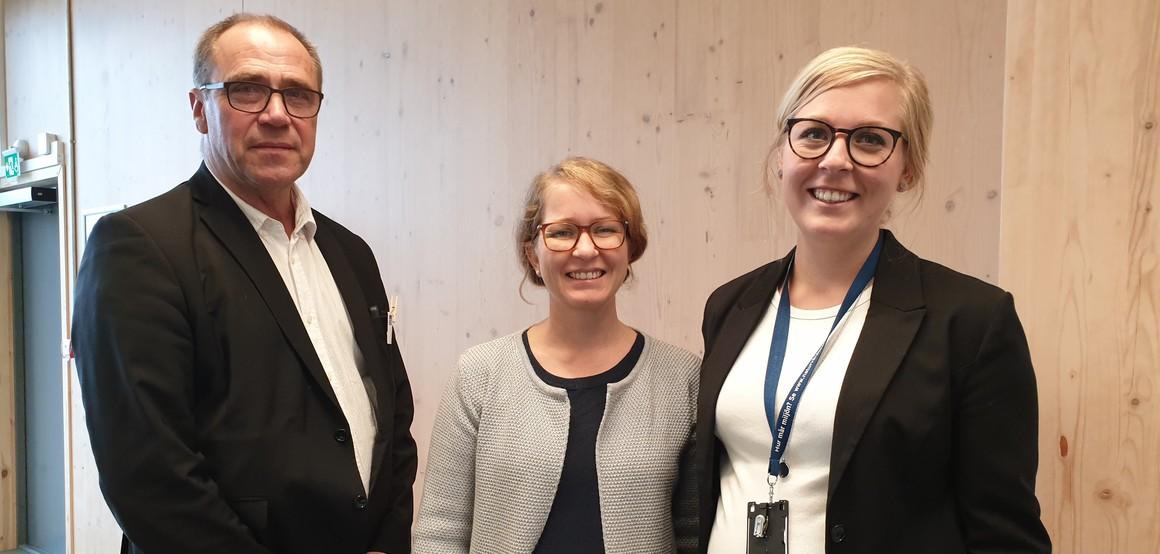 Naturvårdsverket Peter, Linda och Linn