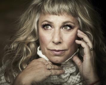 Stina Wollter. Fotograf Anna-Lena Ahlström