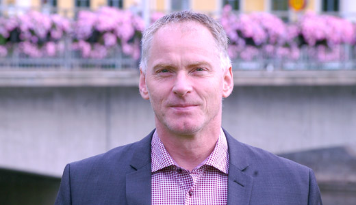 Anders Hedin, Marknadsansvarig norelem Skandinavien