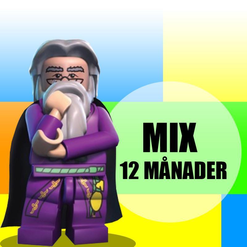 LEGO MIX - Favorit - Lekogram.se