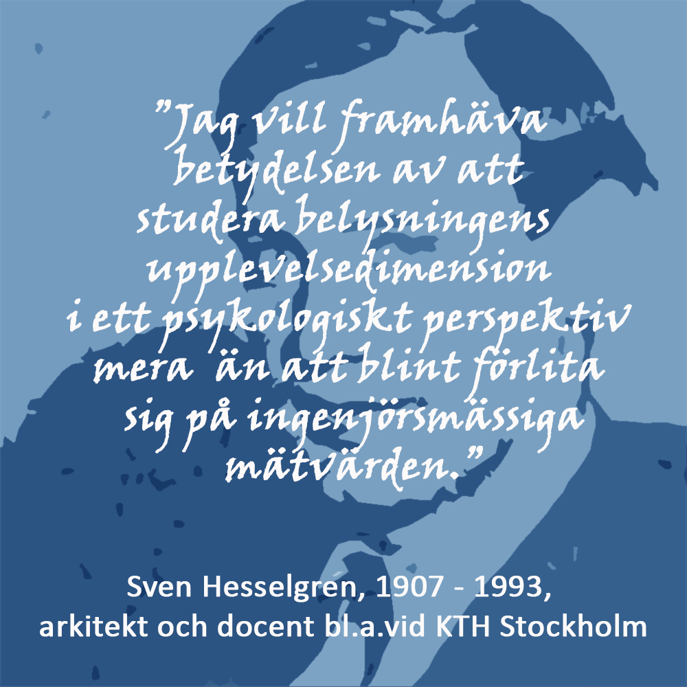 Sven Hesselgren citat