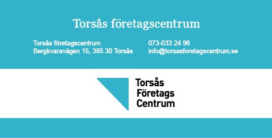 Torsås företagscentrum, Bergkvaravägen 15, 385 30 Torsås, 073-0332498, info@torsasforetagscentrum.se