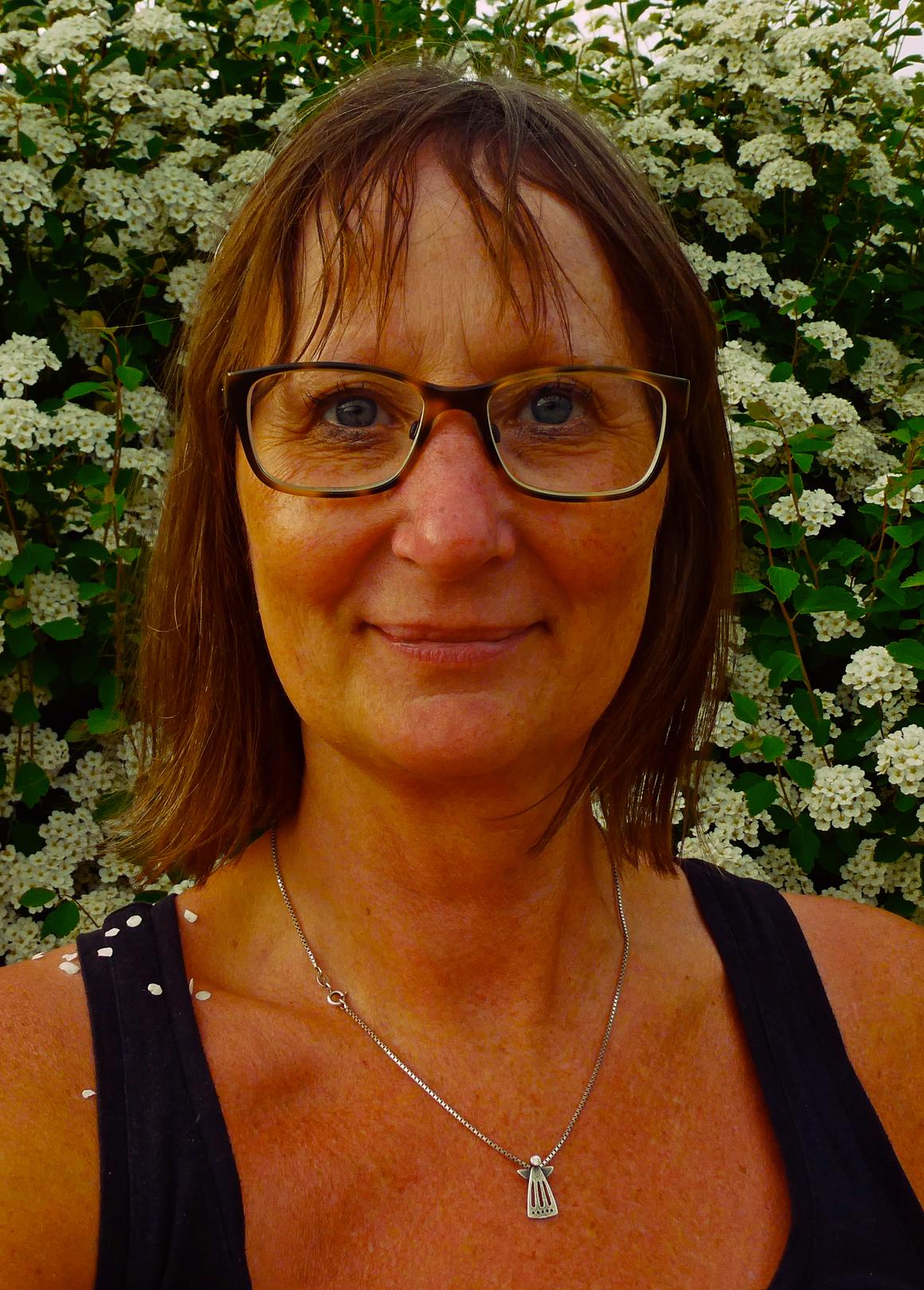 Gitte  Reflexologen din zoneterapeut i Aalborg