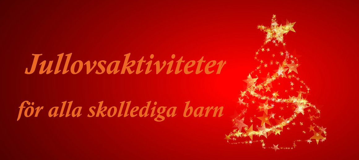 Jullovsprogram för skollediga barn
