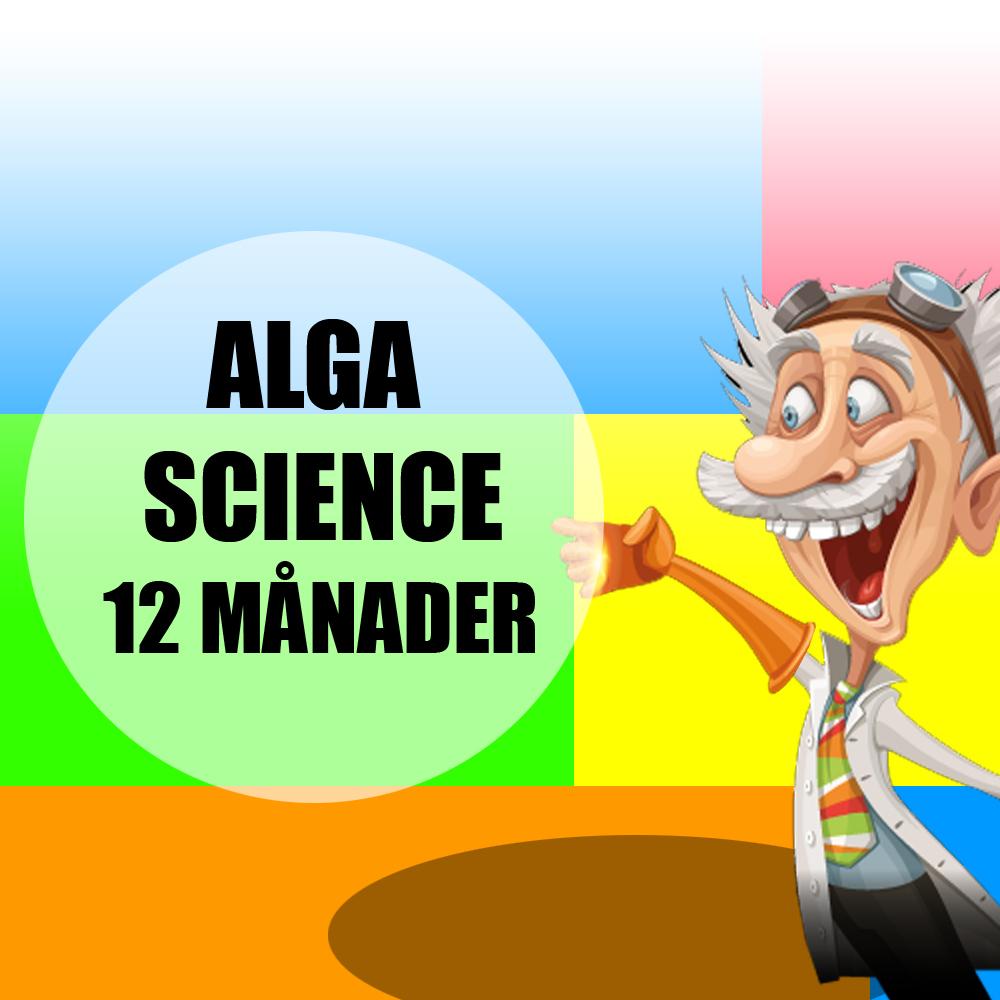 Alga Science - Klassiker - Lekogram.se