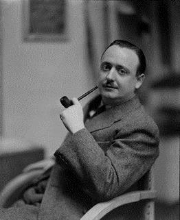 John Dickson Carr alias Carter Dickson från 1936