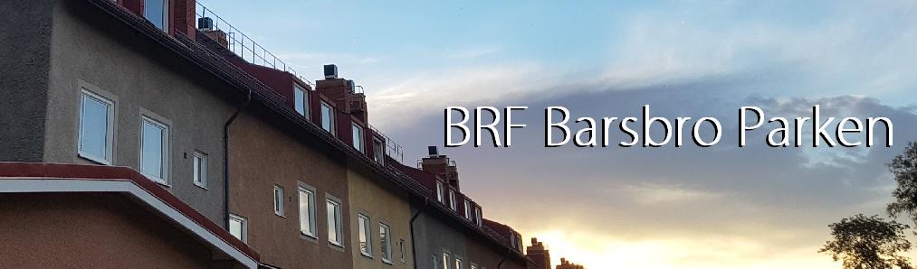 BRF Barsbro Parken