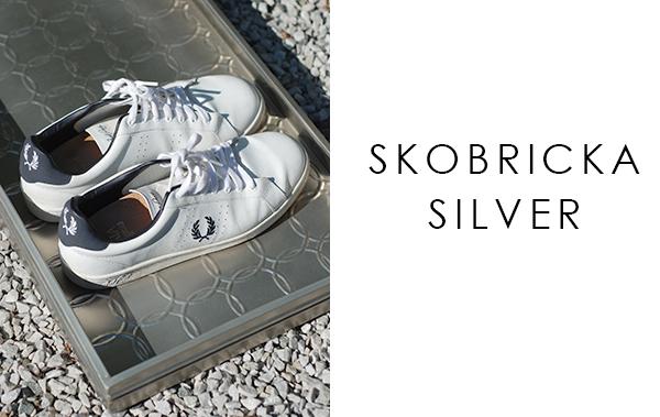 Skobrickor silver