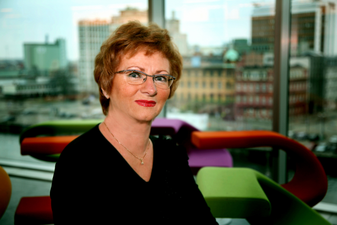 Retoriker Barbro Fällman