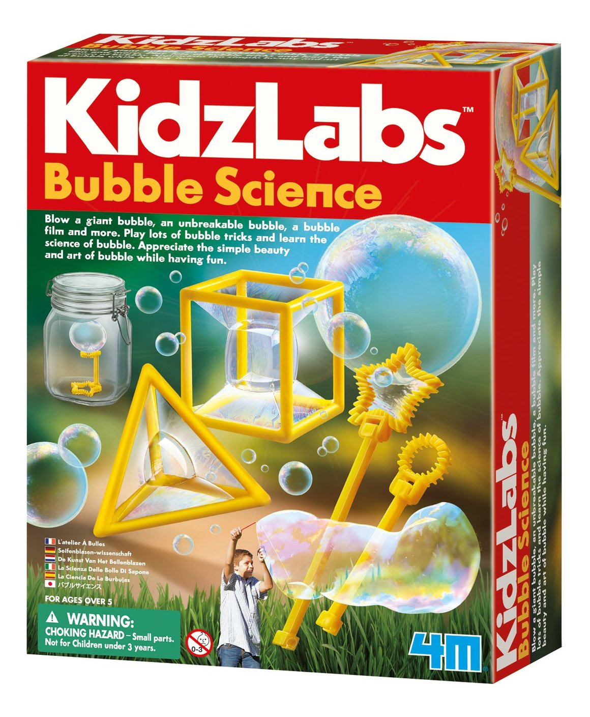 KidzLabs Science Magic
