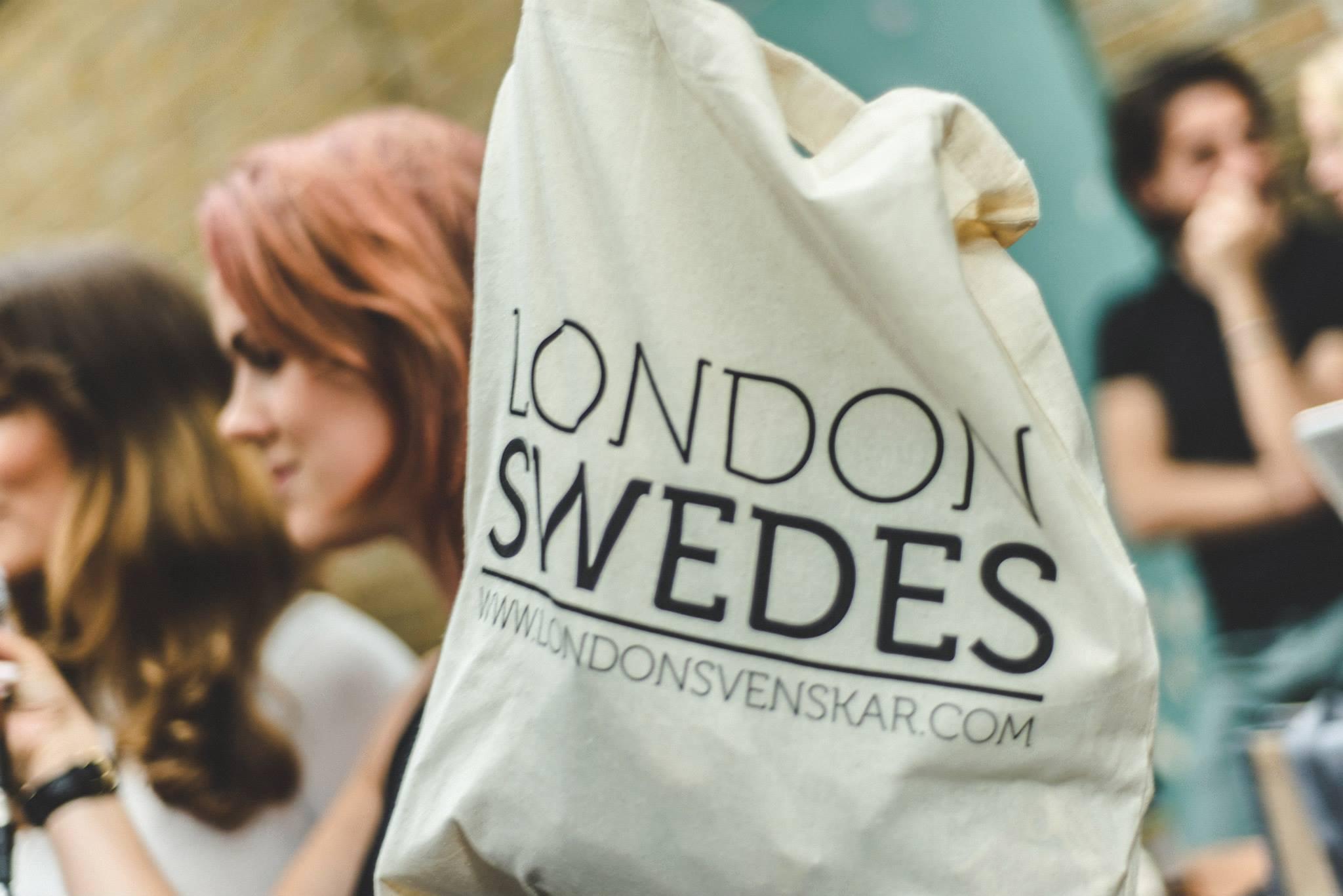 Jobba i London