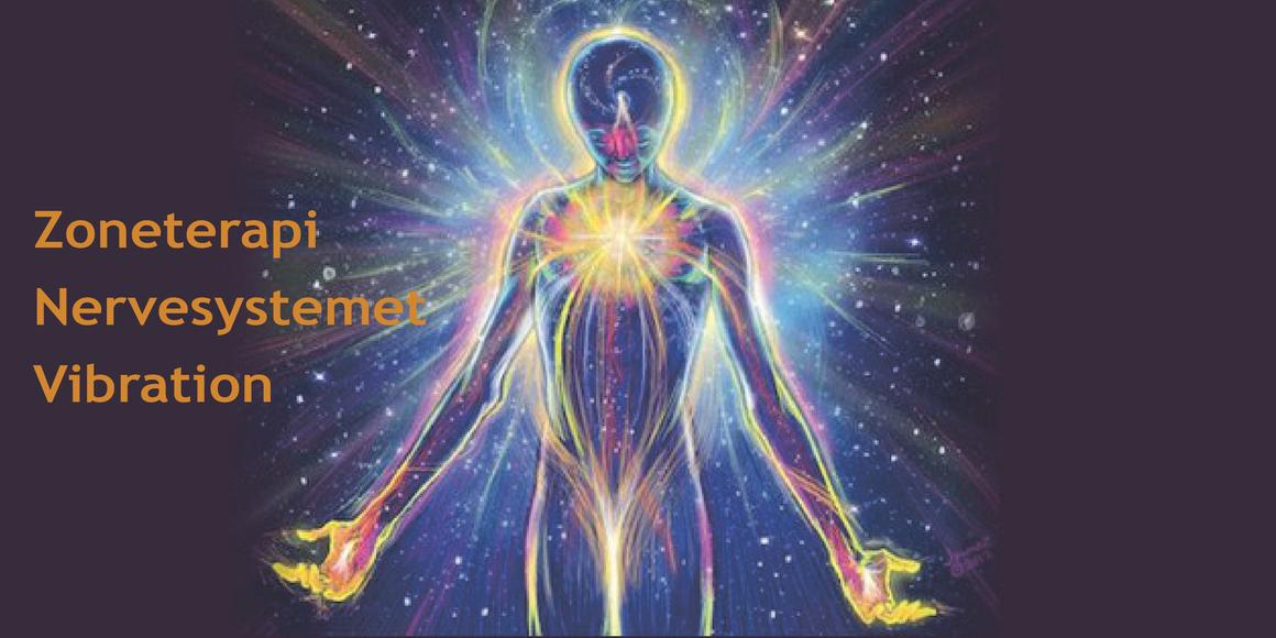 Zoneterapi - Vibration - Nervesystemet