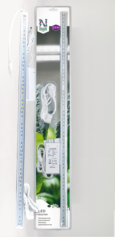 9900111 Kasvivalaisin LED-valolista 23 W Connect