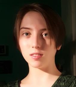 Alina, 14 år, deltagare i Athena 2019.