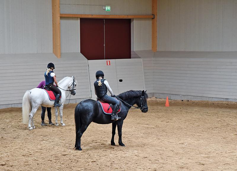 Hästlängds avstånd