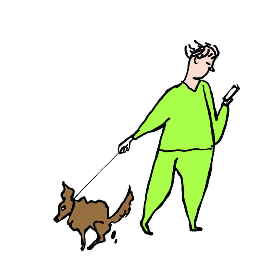 Rackabajsare, illustration Annsofi Ericsson Petrini