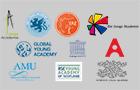 Logotyper unga akademier