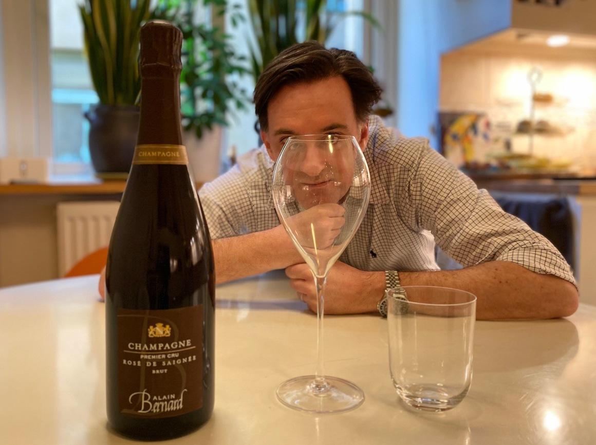 Onlineprovning 18/5: Rivstarta veckan med roséchampagne