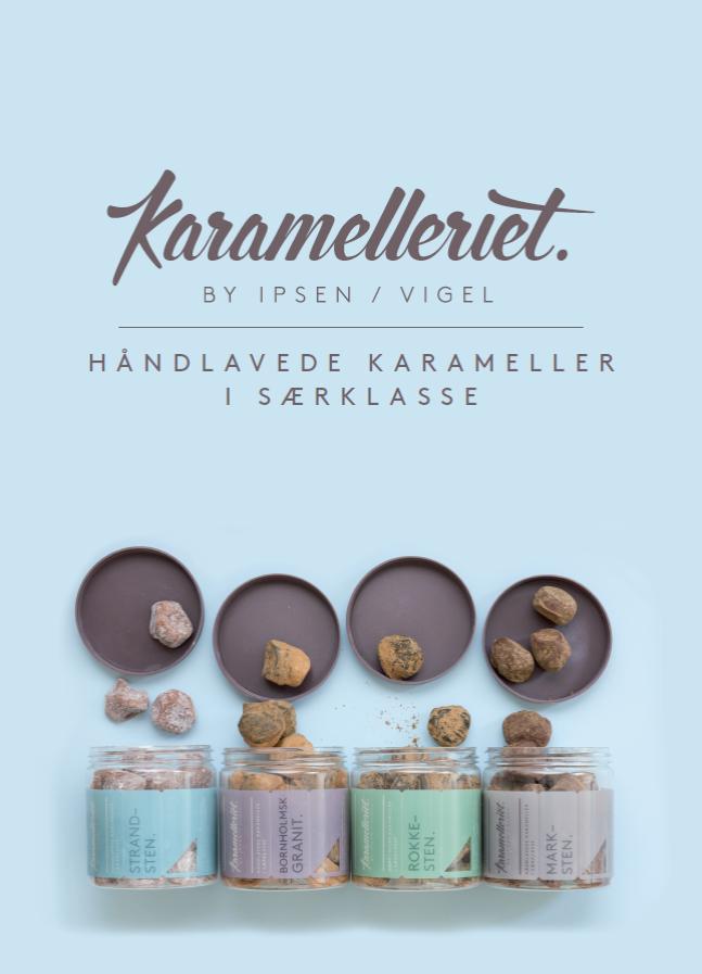 Karamelleriets karameller & kolor