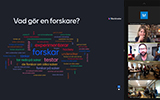 Ordmoln Vetenskapsfestivalen